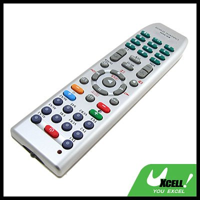 10 in 1 Multifunction Universal Remote Controls for TV VCR DVD (RM909E)