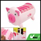 Lovely Pig Box TV Video DVD VCR Remote Control Holder Organizer