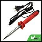 Red Handle 30W Professional Electric Nichrome Heater Soldering Iron Tool