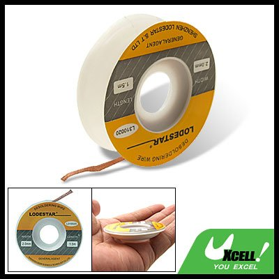 Desoldering Braid Soldering Copper Wire Solder Wick Roll