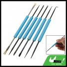 6-Piece Double-sided Soldering Aid Repair Tools Set