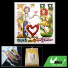 Lovers Counted Cross Stitch Cross-Stitch Pillow Kit