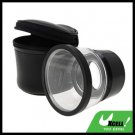 10X Loupe Magnifier with Glass Scale