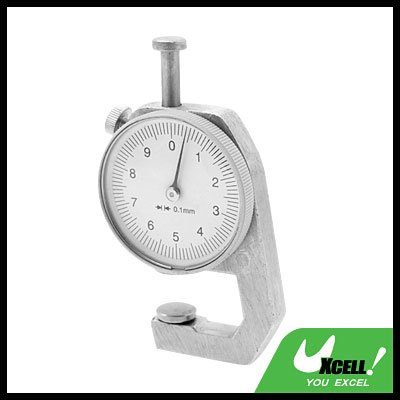Precision Thickness Measurement Gauge Tool - 0.1mm@