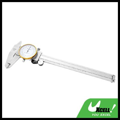 15cm Precision Measurement Ruler Vernier Caliber w Scale