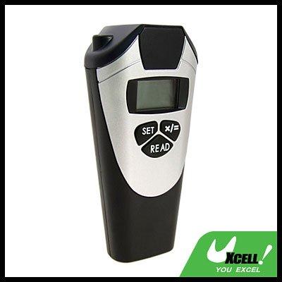 Ultrasonic Laser Point Pointer Distance Meter Measurer