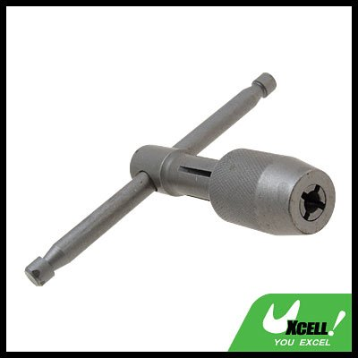 M4-M8 Tap and Reamer Wrench Spanner Socket Tool 9.8cm