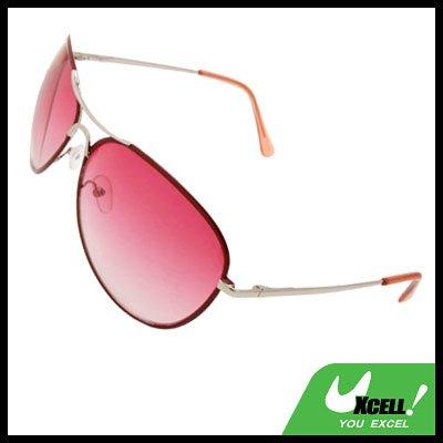 Pink Aviator Sunglasses for Women