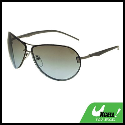 Aviator Style Women Man Unisex Metal Frame Sunglasses