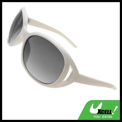 Navy Blue Fashion Ladies Sports Sunglasses