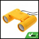 Pocket Binoculars 2.5x26 Telescope - Yellow