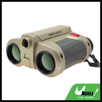 Kids Toy Binoculars 4X30mm with Light