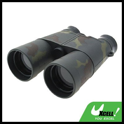 Binoculars 6 X 35mm Compact Water Proof Vision Scope - army camouflage