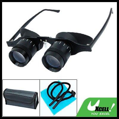 3.5 X Glasses Binocular Magnify Coated Fishing Opera