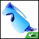 Rimless Blue Lens Frame Children Boy Sports Sunglasses