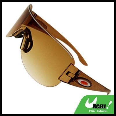 Rimless Brown Lens  Children Girl Sports Sunglasses