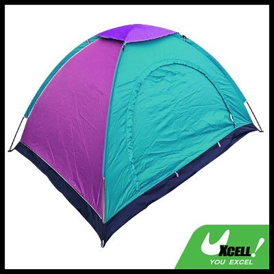 Happy Family 2-3 Person Child Parents Summer Beach Camping Tent
