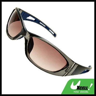Plastic Unisex Men's Women's Sports Sunglasses