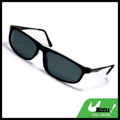 Black Unisex Polarized Fishing Driving Sports Sunglasses