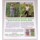 1964 Armour Vertagreen Plant Food Color Print Ad