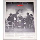 1962 The Travelers Insurance Companies Print Ad