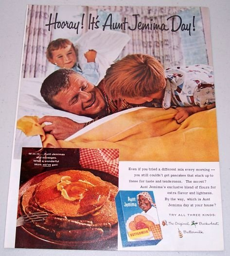 how to make aunt jemima buttermilk pancakes