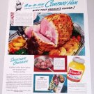 1948 French's Mustard Color Food Print Ad