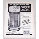 1950 Curity Hospital Quality Wet-Pruf Tape Adhesive Vintage Print Ad