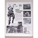 1944 Py-Co-Pay Tooth Powder Wartime WWII Paratrooper Ad
