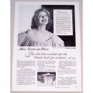 1948 Pond's Cold Cream Vintage Print Ad - Enchanting