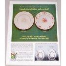 1962 Cascade Dishwasher Detergent Color Print Ad