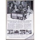 1961 Eastman Kodak Carousel Slide Projector Vintage Print Ad