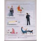 1962 Bell Telephone System Color Print Ad - Home Interphone