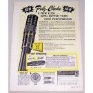 1961 Poly-Choke Deluxe Shotgun Choke Color Print Ad