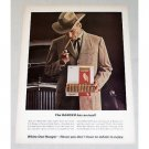1964 White Owl Ranger Cigars Color Print Ad