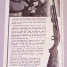 1958 ITHACA Model 37R Pump Shotgun Print Ad