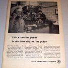 1960 Print Ad Bell Telephone System Jack Snidow Brighton Colorado