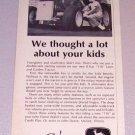 1964 Print Ad John Deere 110 Lawn Garden Tractor