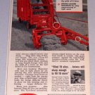 1964 Print Ad Gehl Chop All Forage Farming Implement