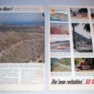 1963 Chevrolet Trucks Mexico Baja Peninsula 2 Page Color Print Ad - The Baja Run