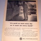 1962 Print Ad Bell Telephone System Charles Culpepper Gainesville Georgia