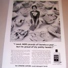1953 Print Ad Jergens Lotion Mrs Theo Croner New York