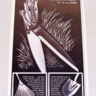 1961 True Temper No. 22 Grass Shears Tool Print Ad