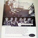 1961 Baldwin Orga-sonic Spinet Organ Print Ad