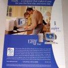 1998 ACER Aspire Desktop Computer Color Print Ad
