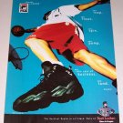 1995 Foot Locker Fila Vertical Realm Shoes Color Print Ad