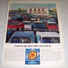 1964 Chevrolet OK Used Cars Color Ad