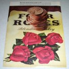 1964 Four Roses Blended Whiskey Color Liquor Ad