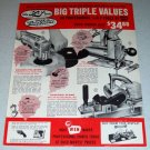 1964 True Value Hardware Stores WEN Professional Tools Ad