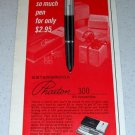 1964 Esterbrook Phaeton 300 Pen Color Ad